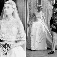 La mariée est trop belle!