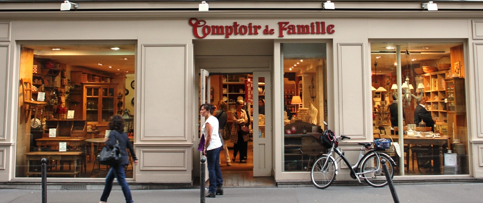 One quality the finest a celebration of french language and culture page 119 - Comptoir de famille paris ...