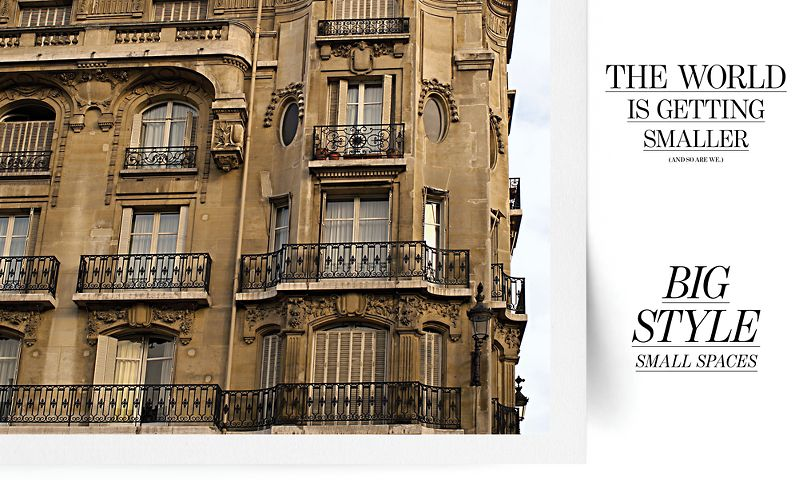 Pied-à-terre | One quality, the finest.