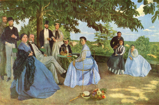 Bazille-Family-Reunion