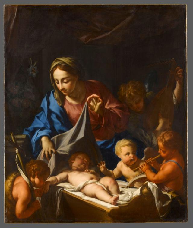 Mary Jesus 3