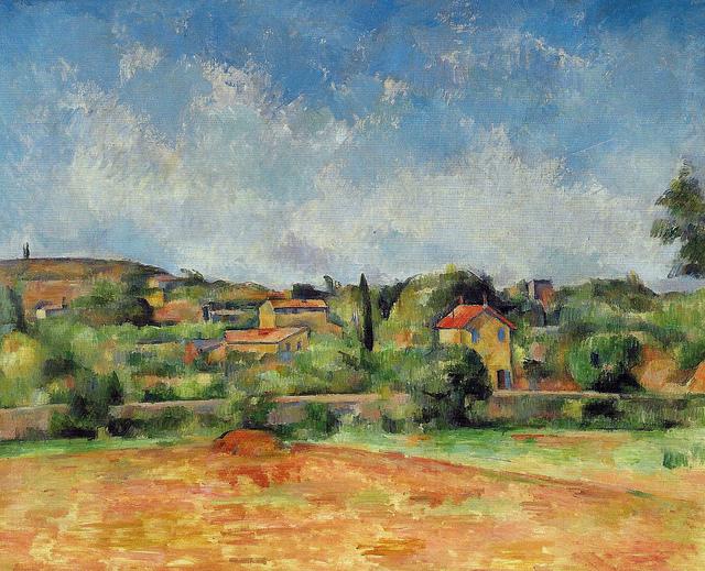 Barnes Cezanne