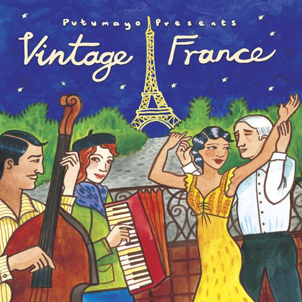 Various-Artists-Vintage-France-Putumayo-Presents