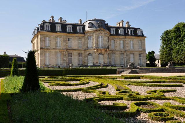 château de Champ-sur-Marne 2
