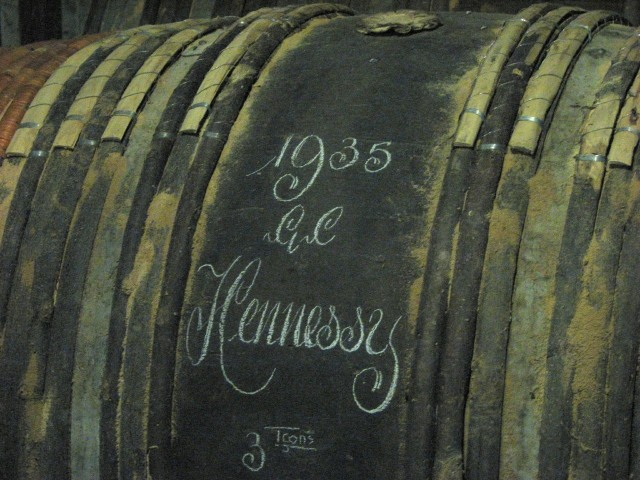 Hennessy barrel