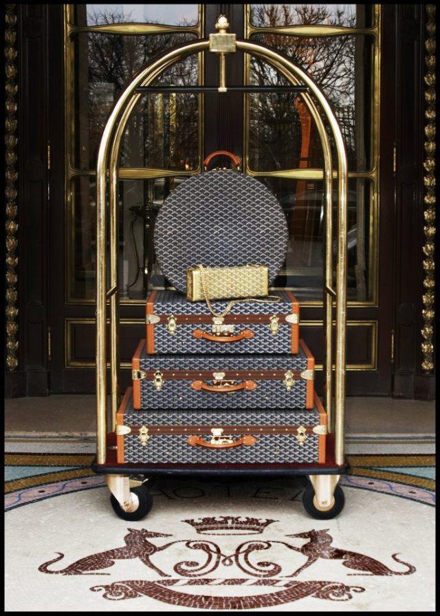 goyard-luggage