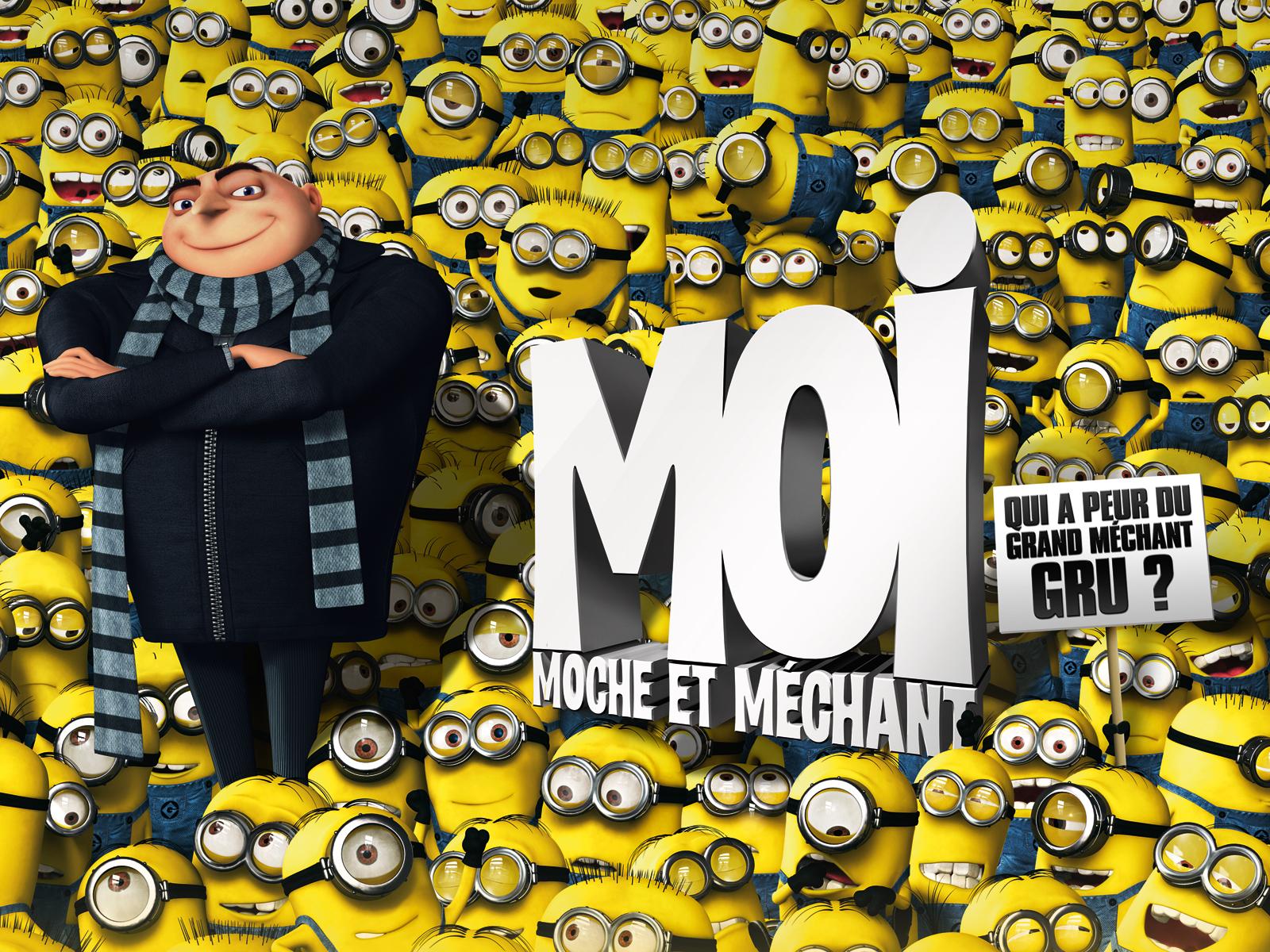 Moi moche et m chant one quality the finest - Lego moi moche et mechant ...
