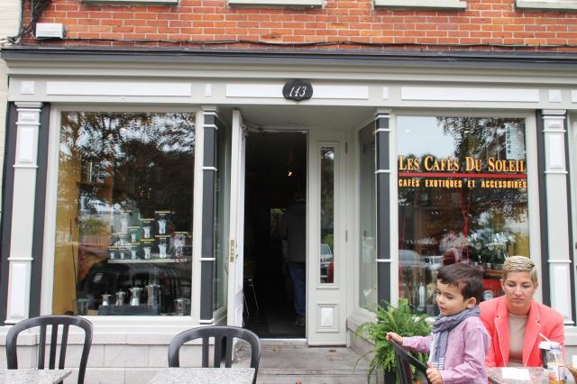 cafes du soleil
