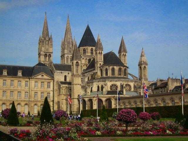 Caen,_Abbaye_aux_Hommes_02