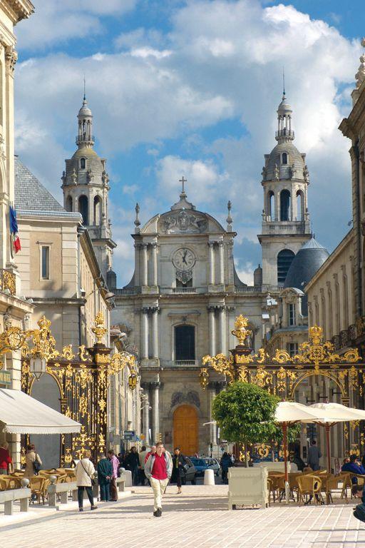 La Cathédrale Notre-Dame-de-l'Annonciation de Nancy