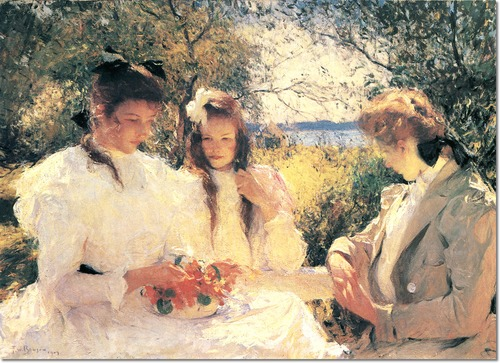 portrait-of-my-daughters-1907