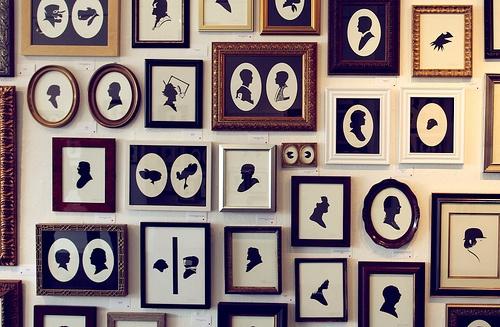 gallery-wall-silouhettes-2